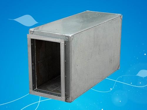 黔西南阻性消声器静压箱